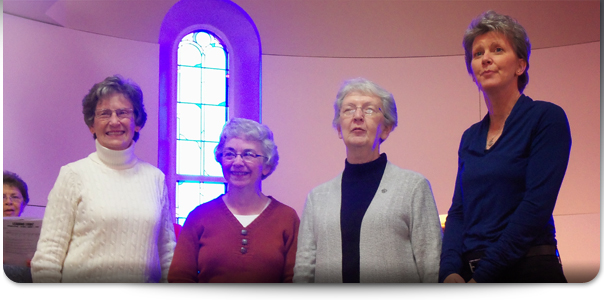 The Chapter of Affairs and Election, which took place on December 28- January 1, provided time and place for rekindling the original fire of our foundress, Nano Nagle, as the sisters discerned their direction and leadership for the next 5 years.